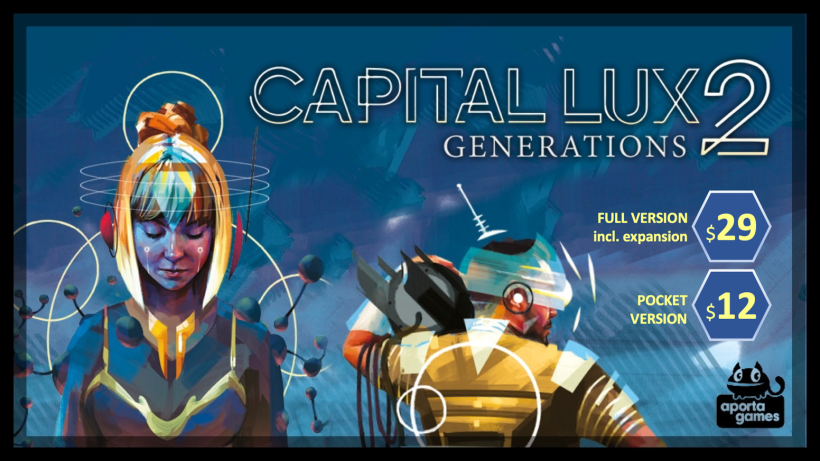 Capital Lux 2 by Aporta Games