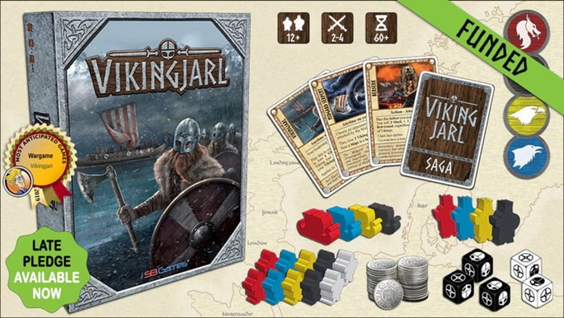 Vikingjarl by SB Games